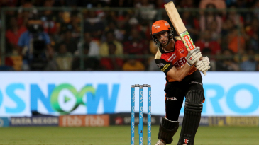 Kane Williamson's languid off drive