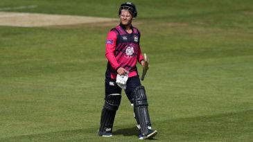 Ben Duckett sums up Northants' poor batting form