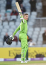 Keaton Jennings scored a century on Lancashire one-day debut, Lancashire v Nottinghamshire, Royal London Cup, North Group, May 17, 2018