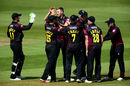 Craig Overton finished with four wickets, Surrey v Somerset, Royal London Cup, South Group, Kia Oval