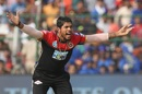Umesh Yadav once again produced a fiery burst of fast bowling, Rajasthan Royals v Royal Challengers Bangalore, IPL, Jaipur, May 19, 2018