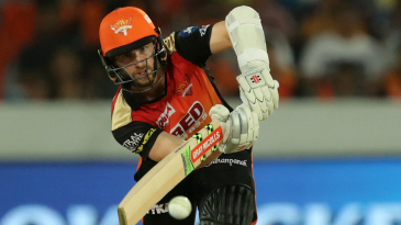 Kane Williamson steers one forward