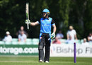 Ben Cox's fifty boosted the total, Worcestershire v Derbyshire, Royal London Cup, New Road, May 19, 2018