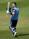 Billy Godleman made his best List A score, Warwickshire v Derbyshire, Royal London Cup, Edgbaston, May 17, 2018
