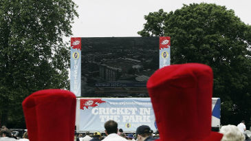 The 2005 Ashes in Regents Park