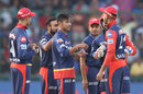 Sandeep Lamichhane explains how he engineered a wicket, Delhi Daredevils v Mumbai Indians, IPL 2018, Delhi, May 20, 2018