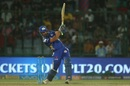 Ben Cutting's late blows kept Mumbai in the hunt, Delhi Daredevils v Mumbai Indians, IPL 2018, Delhi, May 20, 2018