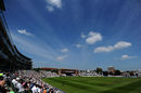 Taunton in all its glory, Somerset v Glamorgan, Royal London Cup, May 20, 2018