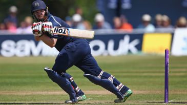 Paul Stirling was in punishing form