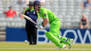 Alex Davies played an innings to remember