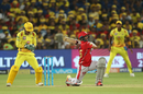 MS Dhoni completes the catch of Manoj Tiwary, Chennai Super Kings v Kings XI Punjab, IPL 2018, Pune, May 20, 2018