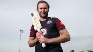 Relief at last for Northants captain Alex Wakely