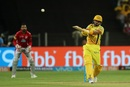 Suresh Raina saw CSK through with an unbeaten 61, Chennai Super Kings v Kings XI Punjab, IPL 2018, Pune, May 20, 2018
