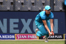 Ellyse Perry pouches a sharp, low catch, Supernovas v Trailblazers, Women's T20 Challenge, Mumbai, May 22, 2018