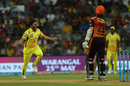 Shardul Thakur had Kane Williamson strangled down the leg side, Sunrisers Hyderabad v Chennai Super Kings, IPL 2018, Mumbai, May 22, 2018