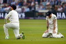 Ben Stokes put down a chance at slip, England v Pakistan, 1st Test, Lord's, 1st day, May 24, 2018