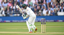Azhar Ali anchored Pakistan's batting on the second morning, England v Pakistan, 1st Test, Lord's, 2nd day, May 25, 2018