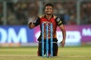 Shakib Al Hasan reacts in the field, Kolkata Knight Riders v Sunrisers Hyderabad, IPL 2018, Qualifier 2, Kolkata, May 25, 2018