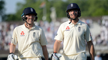 Dom Bess and Jos Buttler revived England's innings