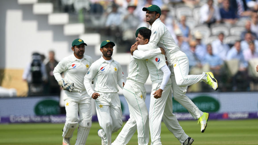 Mohammad Abbas ripped through England's resistance
