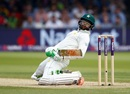 Imam-ul-Haq ducks underneath a delivery, England v Pakistan, 1st Test, Lord's 4th day, May 27, 2018