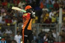 Carlos Brathwaite goes for the big one, Chennai Super Kings v Sunrisers Hyderabad, IPL 2018 final, Mumbai, May 27, 2018