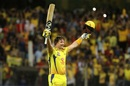 Shane Watson scored a 57-ball 117, Chennai Super Kings v Sunrisers Hyderabad, IPL 2018 final, Mumbai, May 27, 2018