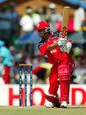 John Davison bats, Canada v West Indies, World Cup, Centurion, February 23, 2003