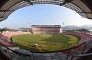 The Dehradun International Cricket Stadium