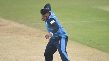 Ravi Rampaul took five wickets in defeat
