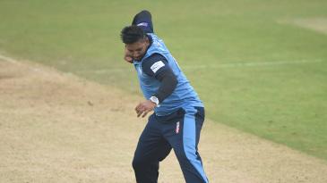 Ravi Rampaul took five wickets in defeat