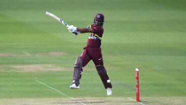 Evin Lewis cuts through point
