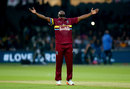 Andre Russell struck in his first over, World XI v West Indies XI, Lord's, May 31, 2018