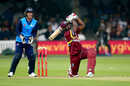 Andre Russell hammered some huge sixes, World XI v West Indies XI, Lord's, May 31, 2018