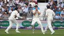Alastair Cook held onto a juggled catch at first slip, England v Pakistan, 2nd Test, Headingley, June 1, 2018