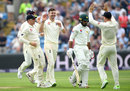 James Anderson added the scalp of Faheem Ashraf, England v Pakistan, 2nd Test, Headingley, June 1, 2018