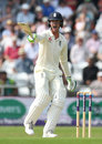 Keaton Jennings was making his Test comeback after 10 months out of the side, England v Pakistan, 2nd Test, Headingley, June 1, 2018