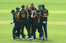 Luke Fletcher picked up four wickets, Nottinghamshire v Worcestershire, Royal London Cup, North Group, Trent Bridge, June 1, 2018
