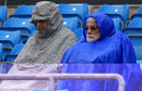 The spectators at Headingley endured a long wait, England v Pakistan, 2nd Test, Headingley, June 2, 2018