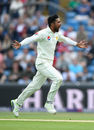 Mohammad Amir dismissed Dawid Malan straight after tea, England v Pakistan, 2nd Test, Headingley, June 2, 2018