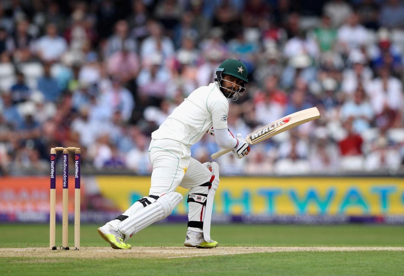 Abid Ali and Usman Salahuddin give Pakistan A a glimmer of hope against England Lions