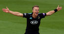 Tom Curran was in the wickets, Royal London Cup, Surrey v Essex, Chelmsford, May 4, 2018,