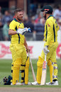 Aaron Finch and Marcus Stoinis were in the runs, Sussex v Australians, Tour match, Hove, June 7, 2018