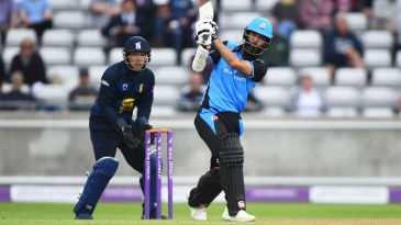 Moeen Ali inspired Worcestershire's run chase