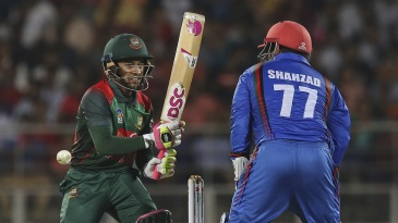 Mushfiqur Rahim took Bangladesh oh so close