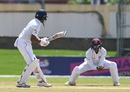 Shai Hope snaffles a catch to dismiss Dilruwan Perera, West Indies v Sri Lanka, 1st Test, Port of Spain, 3rd day, June 8, 2018