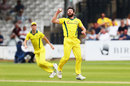 Michael Neser took a sharp caught-and-bowled, Middlesex v Australians, Tour match, Lord's, June 9, 2018