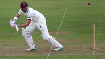 Matt Renshaw continued his fine Somerset season