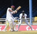 Kieran Powell fell short of a century, West Indies v Sri Lanka, 1st Test, Port of Spain, 4th day, June 9, 2018