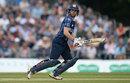 Matt Cross made 48 off just 39 balls, Scotland v England, Only ODI, Edinburgh, June 10, 2018